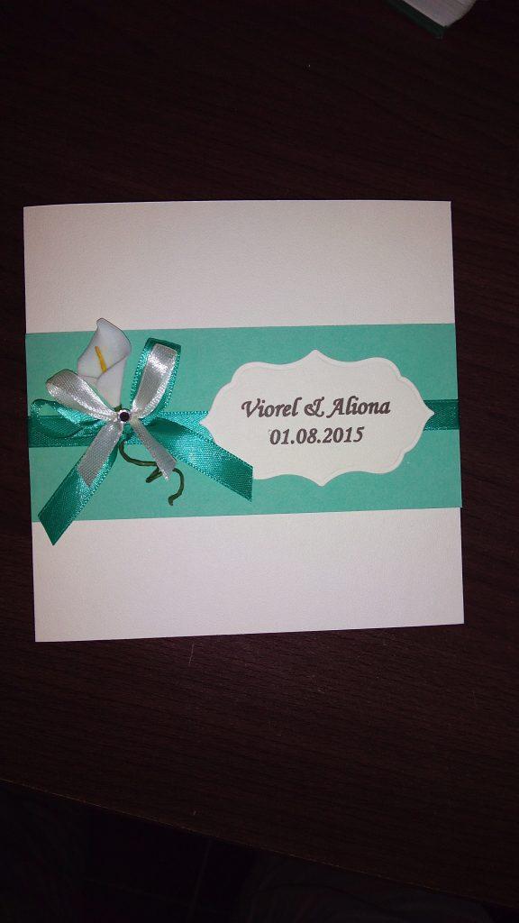Invitație nunta
